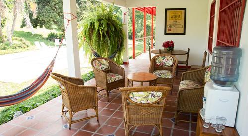 Hacienda Venecia Coffee Lodge