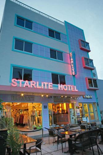 Starlite Hotel, Miami Beach, FL