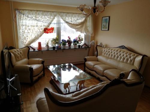Prisca lägenhet