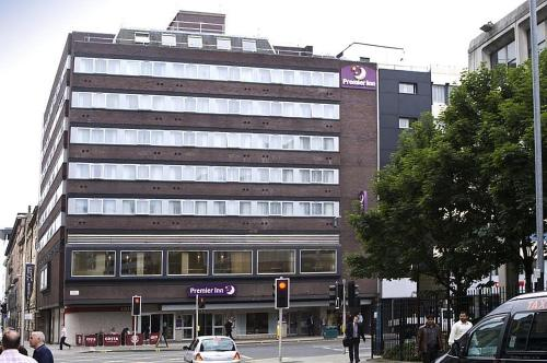 Premier Inn Glasgow City Centre - Argyle Street