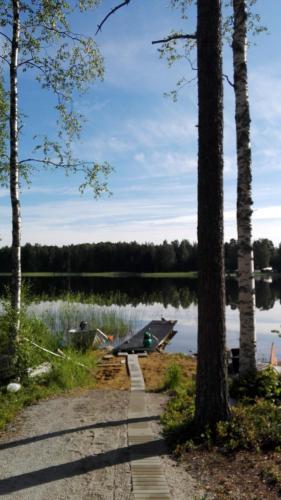 Villa Paradise at Puruvesi Saimaa