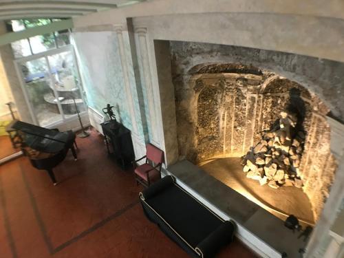 Rome Villa Sospisio