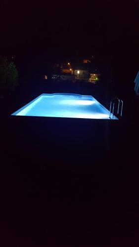 The swimming pool at or near Casa do Souto