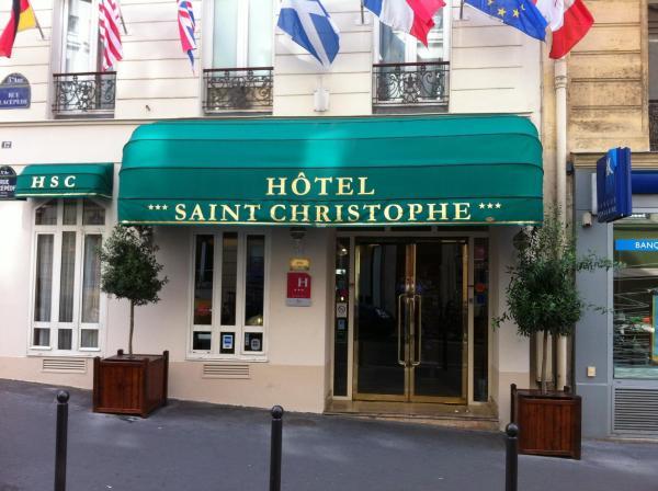 Saint Christophe Hotel Paris