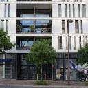 Seine Front Room / Lib. F.Mitterrand