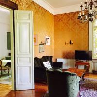 In a heart of Budapest spacious luxury apartment