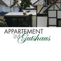 Apartment im Gutshaus