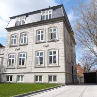 Scandinavian Apartment Two Balconies