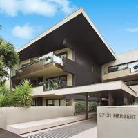 Espresso Apartments - Smart Modern in St Kilda