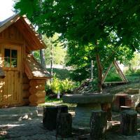 Oandu Watermill cabin