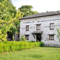 Stone Villa in the Forest