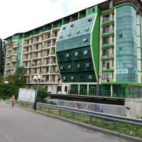 Apartments on Belorusskaya