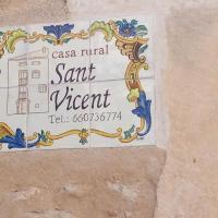 Casa rural Sant Vicent
