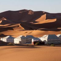 Sahara Luxury Camp Tours