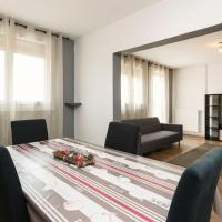 Appart cosy 75m2 parking wifi