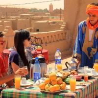 Riad Desert Camel