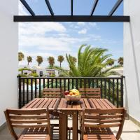 Letizia Bungalow with pool view