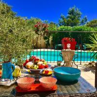 Holiday home d'Avignon et pinède