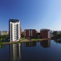 Cardiff Bay View Apartment