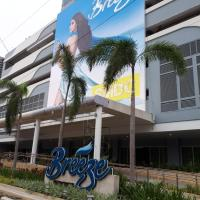 Breeze Residence facing Manila Bay