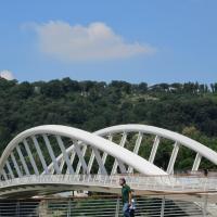Ponte della musica Teatro Olimpico