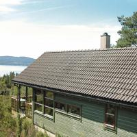 Holiday home Rosendal Lyngstrandvegen IV