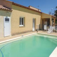 Three-Bedroom Holiday Home in Velleneuve les Beziers