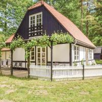 Holiday Home Silkeborg with Fireplace I