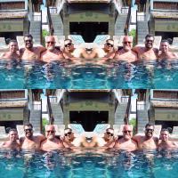 Hill Dance Bali American Hotel