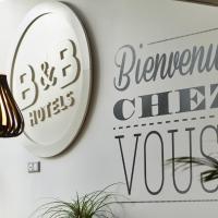 B&B Hôtel Lille Seclin Unexpo