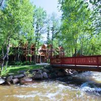 Streamside on Fall River