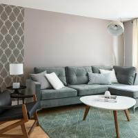 Two-Bedroom on Rue Versailles Apt 2 by Sonder