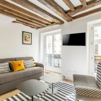 Adorable Flat Central Paris Montorgueil - Caire