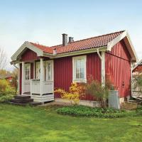 Four-Bedroom Holiday home with a Fireplace in Sölvesborg