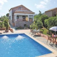Three-Bedroom Holiday Home in El Gastor