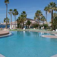 New Refurbished Seafront Los Cristianos Disabled Friendly Apt
