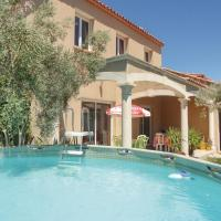 Four-Bedroom Holiday Home in Le Grau du Roi