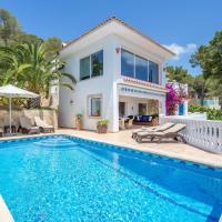 Hillside villa Can Sol