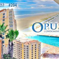 Opus Three-Bedroom Apartment 204