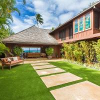 The Villa on Diamond Head Beach Home