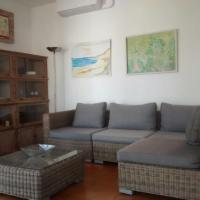 Sitges Penthouse with large terrace, 3 min. from the beach
