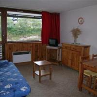 Apartment Studio cabine pour 2/4 pers au pied des pistes