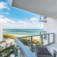 Ocean View 1 Bedroom +Den Apartment - W1415
