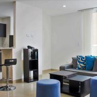 Apartamento Titanio - Cerca a Parques BAQ30A