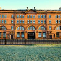 Terracotta - Glasgow City Centre Apartment