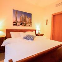 Two Bedroom Apartment with Sea View - Marina Diamond 5