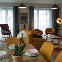 Three Bedroom Apartment Prague