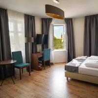 Hotel Bett und Buch