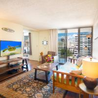 Waikiki Lanais | 17th Floor | 2 Bedroom