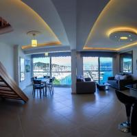 Luxury apartment with seawiew